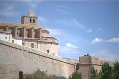 Catedral de Jultomten MarÃa Arkivbilder