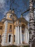 Catedral de Kazán del monasterio santo de Dormition Foto de archivo