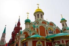 Catedral de Kazan Fotografia de Stock Royalty Free