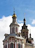 Catedral de Kazan em Moscou, Rússia Foto de Stock
