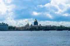 Catedral de Kazanskiy Imagem de Stock Royalty Free