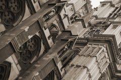 Catedral de la abadía de Westminster Imágenes de archivo libres de regalías