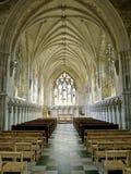 Catedral de la abadía del St Albans Imágenes de archivo libres de regalías