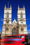 Catedral de la abadía en Londres, Reino Unido Imagenes de archivo