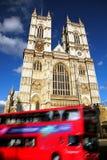Catedral de la abadía en Londres, Reino Unido Fotografía de archivo