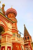 Catedral de la albahaca del santo imágenes de archivo libres de regalías