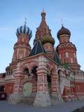 Catedral de la albahaca del santo Foto de archivo libre de regalías