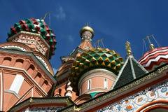 Catedral de la albahaca del St Imágenes de archivo libres de regalías
