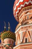 Catedral de la albahaca del St Fotos de archivo libres de regalías