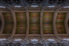 Catedral de la Almudena Interior I Arkivbilder