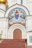 Catedral de la asunción en Yaroslavl fotos de archivo