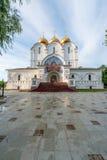 Catedral de la asunción en Yaroslavl imagen de archivo libre de regalías