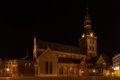 Catedral de la bóveda Imagen de archivo