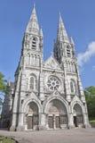 Catedral de la barra de la aleta del santo en el corcho, Irlanda. Fotografía de archivo