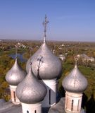 Catedral de la cúpula Foto de archivo
