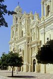 Catedral de Hermosillo fotos de archivo libres de regalías