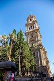Catedral de la Encarnación de Málaga. Photography of Catedral de la Encarnación de Málaga, Spain Royalty Free Stock Image