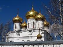 Catedral de la epifanía en Kostroma, Rusia imágenes de archivo libres de regalías