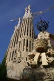 Catedral de la familia sagrada fotos de archivo