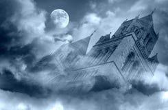 Catedral de la fantasía Fotos de archivo libres de regalías