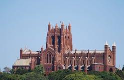 Catedral de la iglesia de Cristo Foto de archivo libre de regalías