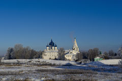 Catedral de la natividad fotos de archivo libres de regalías