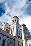 Catedral de la ortodoxia fotos de archivo