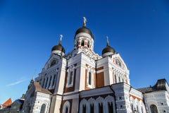 Catedral de la ortodoxia fotografía de archivo