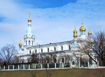 Catedral de la ortodoxia foto de archivo libre de regalías