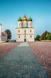Catedral de la suposición en Kolomna Imagen de archivo libre de regalías