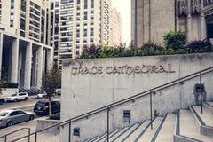 Catedral de la tolerancia, San Francisco Imagen de archivo libre de regalías