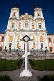 Catedral de la transfiguración del señor, Kremenets, Ucrania Foto de archivo