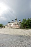 Catedral de la trinidad Foto de archivo libre de regalías