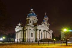 Catedral de la trinidad Foto de archivo