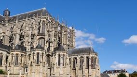 Catedral de Le Mans, França filme