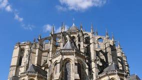 Catedral de Le Mans, Francia metrajes