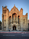 Catedral de Leeds Fotografía de archivo