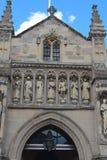Catedral de Leicester fotografia de stock