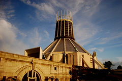 Catedral de Liverpool Imagem de Stock Royalty Free