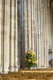 Catedral de Lnside Canterbury Imagens de Stock Royalty Free
