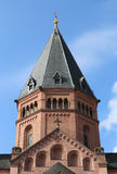Catedral de los Dom de Mainzer Imágenes de archivo libres de regalías