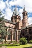 Catedral de los Dom de Mainzer en Maguncia Fotos de archivo libres de regalías