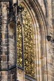 Catedral de los santos Vitus, Praga Imagen de archivo