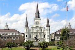 Catedral de Louise de Saint Imagem de Stock Royalty Free