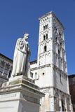 Catedral de Lucca Fotografia de Stock