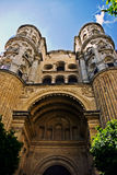 Catedral de Málaga Fotos de archivo libres de regalías