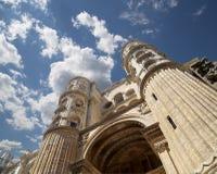 Catedral de Málaga-- es una iglesia del renacimiento en la ciudad de Málaga, Andalucía, España meridional Fotografía de archivo libre de regalías