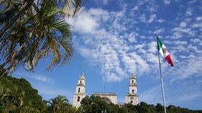 Catedral de Mérida fotos de stock