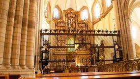 Catedral de Múrcia Fotografia de Stock
