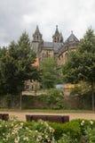 Catedral de Magdeburg Fotos de archivo libres de regalías